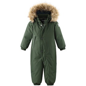 Reima Gotland Winter Overall Toddler dark green